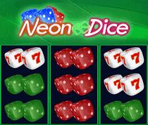 Neon Dice