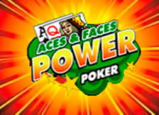 Aces & Face Pover Poker