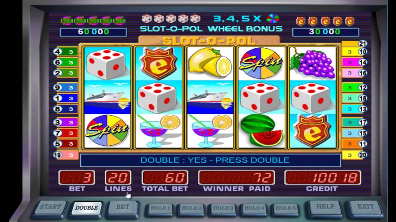 Ігрові автомати slot-o-pol