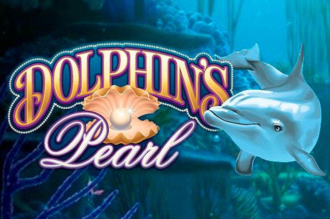 жемчужина дельфина игровой автомат